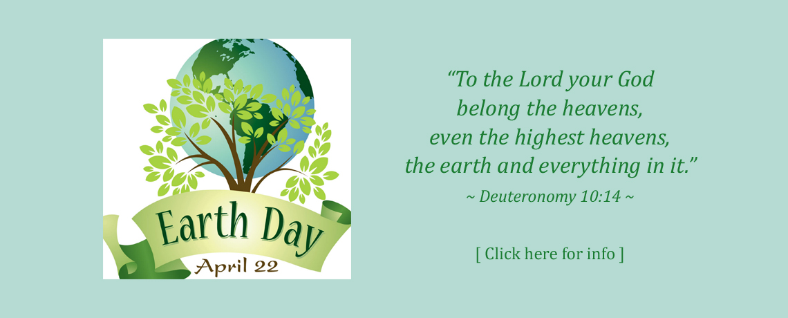 Earth Day Observance